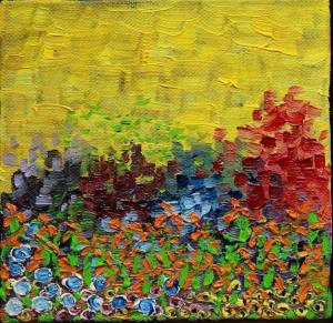 Summer1 Oil on Canvas, 6
