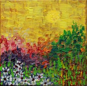 Summer2 Oil on Canvas, 6