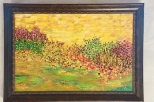 In Autumn oil on canvas, 24